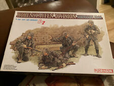 Dragon 6282 1/35 WWII German Hohenstaufen Division (Normandy 1944) X4 Figures