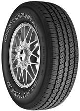 Continental ContiTrac P265/70R18 114S BSW (1 Tires)