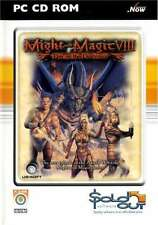 Might & Magic 8 Day of The Destroyer PC CD ROM Video Game Ubisoft Fantasy Retro