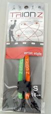Trion Z Dual Magnetic Ionic Bracelet Green Orange Size Small  NEW!