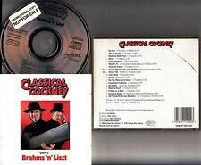 Brahms N Liszt -Classical Cockney CD (Traditional/London) Dagenham Dustbins