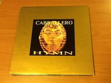 "12"" MIX CABBALLERO HYMN DISCO MAGIC MIX 1075  VG+/VG+ ITALY PS 1994 BXX"