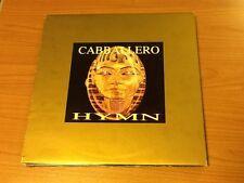 "12"" MIX CABBALLERO HYMN DISCO MAGIC MIX 1075  VG+/VG+ ITALY PS 1994 BXX"
