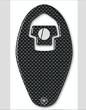 TAPPO SERBATOIO ADESIVI in 3D per MOTO DUCATI MULTISTRADA 1000-1100 Carbon Look