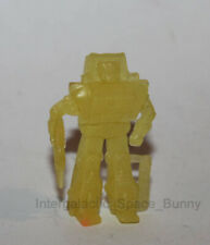 1986 Takara Transformers Yellow Clear Movie Kup Keishi Figure