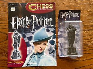 DeAgostini Harry Potter Wizard Chess #44 Set Moving Black King