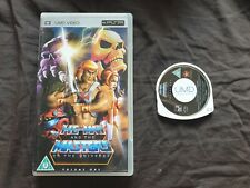HE-MAN AND THE MASTERS OF THE UNIVERSE VOLUME ONE UMD Movie PSP