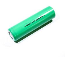 Li Ion-Akku 3,7V 2600mAh 1S 18650