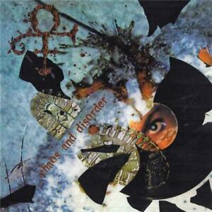 PRINCE Chaos And Disorder CD BRAND NEW Digipak o(+>