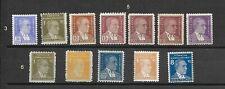 KG12b - TURKEY 3-5-6 ATA stamps selection  MNH**