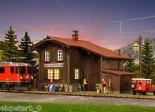 H0 Gare Davos-Monstein inclus éclairage domestique 1:87, Kibri 39493