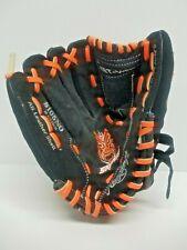 "Rawlings Baseball Glove, Savage, S105NO, 10-1/2"" Left Hand Throw, Leather Shell"