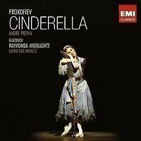 Andre Previn - AndrǸ Previn-Prokofiev: Cinderella [CD]