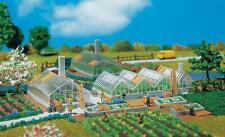 FALLER 232225 Market Garden With Greenhouses 'n' Gauge Model Rail Kit