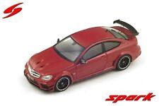 1:43 Mercedes AMG C63 2014 1/43 • SPARK S1078