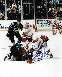 Darren McCarty Autographed Signed 8x10 Photo ( Red Wings ) REPRINT