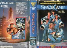 SPACE CAMP - Kate Capshaw - VHS - PAL - NEW -Never played! - Original Oz release