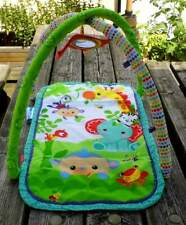 Fisher Price -  Babygestell, Babytrapez, mit Baby-Decke