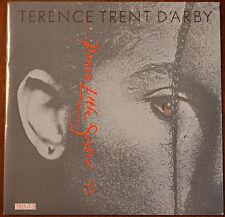 """Terence Trent D'Arby – Dance Little Sister 7"""" – TRENT 3 – VG+"""