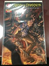 Army of Darkness Shop Till You Drop Dead #3 Glow In The Dark Variant DF