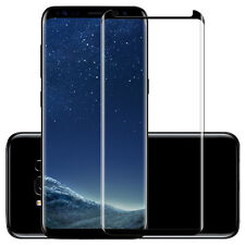 For Samsung Galaxy S8/S8 PLUS 3D Full Curved Tempered Glass Screen Protection