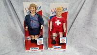 Little Britain Job Lot 2x Talking Plush Toys NIB Grade B