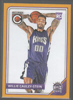 WILLIE CAULEY-STEIN 2015-16 Panini Complete Gold Parallel #308 Rookie RC Mint