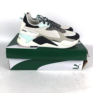 Puma RS-X Shoe Palace Running Shoes Mens Size 10 Beige 371297-01