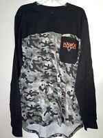 Hawx® Men's Long Sleeve Work Shirt - Size L