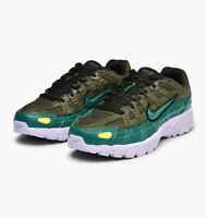 WOMENS NIKE P-6000 - UK 7.5/US 10/EUR 42 - GREEN (BV1021-300)