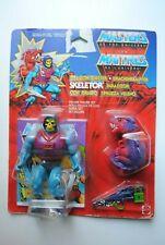 MAITRE DE L UNIVERS MOTU SKELETOR DRAGON BLASTER 1985 MATTEL EUROPE BLISTER NEW