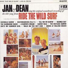 JAN & DEAN - CD - RIDE THE WILD SURF