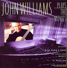 John Williams Plays the Movies (CD) Ghost Kiss from a Rose Il Postino Mission