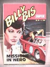 SUPER BILLY BIS Editrice Universo 1972 N 15 Fumetti Narrativa per Ragazzi di e
