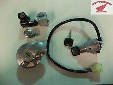 GENUINE HONDA LOCK SET IGNITION SWITCH GAS CAP VT1100 SHADOW SABRE