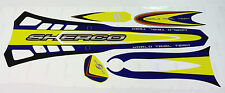 Sherco  2006 Style  complete  decal / sticker  set  Thick OEM Quality .