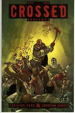 CROSSED: BADLANDS #29-32 CHRISTOS GAGE CHRISTIAN ZANIER HORROR ADULTS ONLY