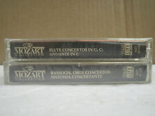 L53 TIME LIFE MZT 4T-13A&B THE MOZART COLLECTION CASSETTE TAPE NEW