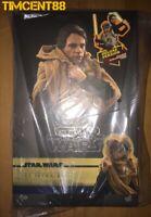 Hot Toys MMS517 Star Wars Return of the Jedi Luke Skywalker Endor Deluxe Version