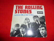 Lp 45 giri The Rolling Stones I Can't Get No Satisfaction