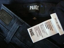NWT PAIGE SKYLINE ANKLE PEG TRANSCEND Jeans W3438 EVERDEEN Made in USA Sz 26