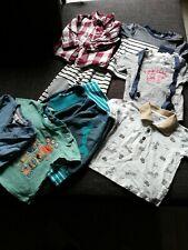 8Tlg. Bekleidungspaket Baby Gr. 68 Pullover Hosen und Shirts??