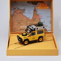 """Camel Trophy"" Australia 1986 Land Rover Defender 90 1:43 Model By Almost Real"