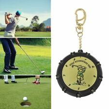 Golf Stroke Shot Putt Score Counter Keeper Scoring Tag Clip Keychain 18 Hole