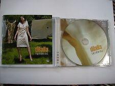 DILAILA - TUTORIAL - CD PROMO NEW UNPLAYED 2014