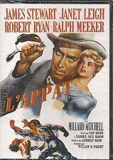 """DVD """"L'APPAT"""" ANTHONY MANN - J. STEWART ET J. LEIGH  NEUF SOUS BLISTER"""