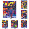 """Marvel Legends 6"""" Spider-Man Vintage Wave 1 -SET OF 6"""