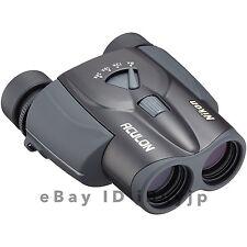 Nikon ACULON T11 8-24x25 Black Travel Sports Concert Porro Prism Zoom Binoculars