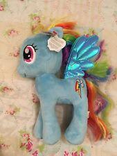 Peluche My Little Pony/Poney TY, Rainbow Dash, Neuf Avec Étiquette