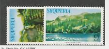 Albania, Postage Stamp, #804, 806 Mint Hinged, 1965